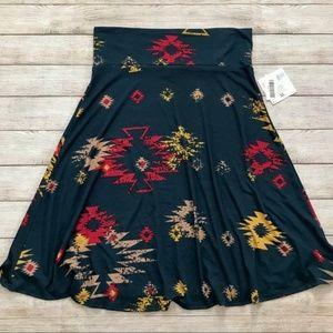 🌷SALE!! $15 LULAROE Azure Skirt NEW